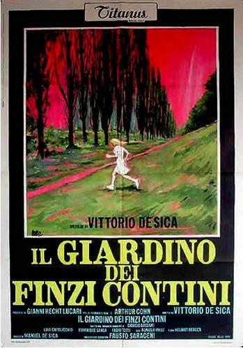 Il giardino dei finzi contini paperblog - Giorgio bassani il giardino dei finzi contini ...