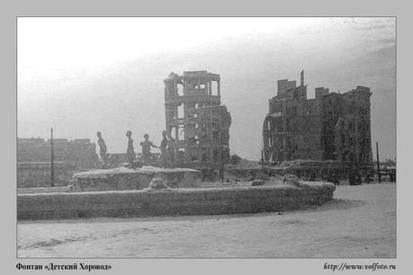 Russian city after war 2