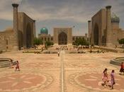 Diario dall'Uzbekistan: strada dorata Samarcanda...