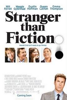 Stranger than fiction, 2006, Mark Forster