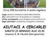 FirenzeInBici invita tutti alla manfestazione contro rimozioni biciclette