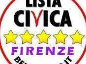 Firenze stelle piazza contro ponte sullo stretto messina