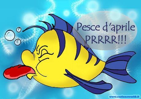 Pesce d' aprile!