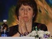 Baronessa Ashton, sulla notizia....