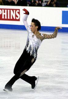 Johnny Weir, Fuori da Stars on Ice Perchè Troppo Gay
