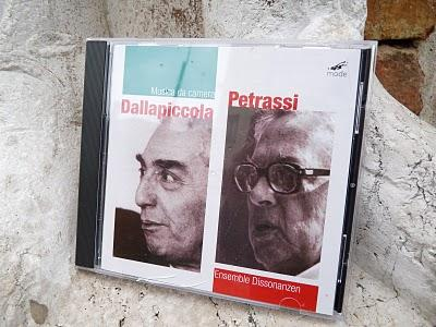 Recensione di DallaPiccola & Petrassi  Musica da camera Ensemble Dissonanzen mode records 2006