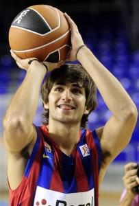 Spain Basketball Ricky Rubio