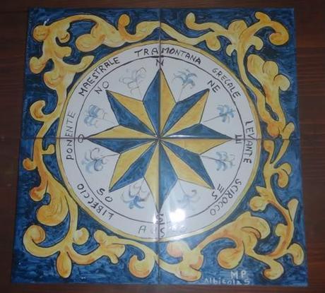 Pannelli in piastrelle ceramica maiolica paperblog - Piastrelle in maiolica ...