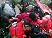 Prima azione violenza thailandia: camicie rosse occupano stazione televisiva