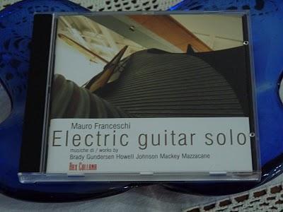 Ipazia: Electric Guitar Solo di Mauro Franceschi
