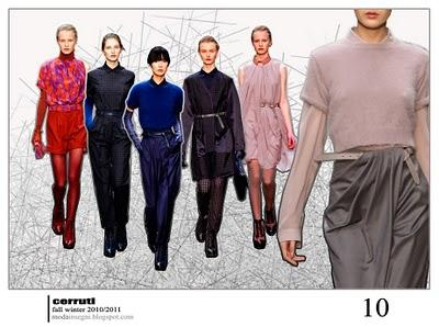 Le pagelle: CERRUTI FALL WINTER 2010 2011
