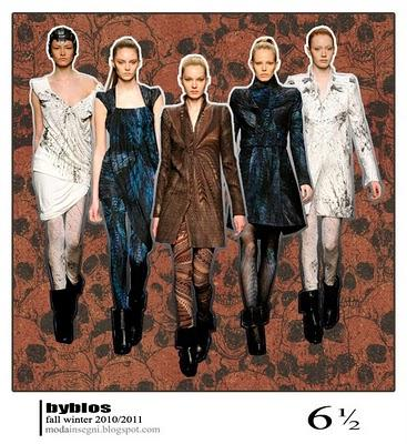 Le pagelle: BYBLOS FALL WINTER 2010 2011