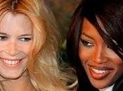 Claudia Schiffer Naomi, anni icone fashion