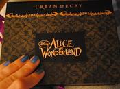 dream come true Urban Decay Alice Wonderland