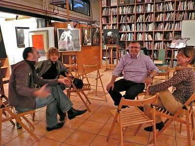 Le Segrete di Bocca... il salottino culturale della storica libreria Bocca (galleria Vittorio Emanuele - Milano)