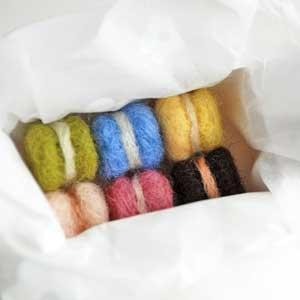 felted-wool-french-macaroon