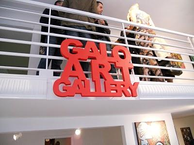 GALO ART Gallery big OPENING (I)