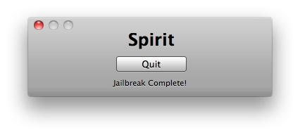 Guida: jailbreak iPad con Spirit su Windows e Mac