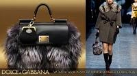 Dolce & Gabbana Bags Collection Winter 2011