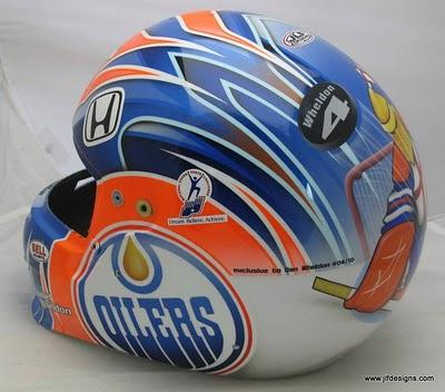 Bell Dan Wheldon 2010 by JLF Designs
