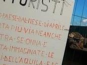 GRAFFITI GRAFFIATI...Un nuovo commercio L'Aquila