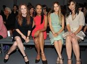 Katie Holmes Julianne Moore Calvin Klein York Fashion Week