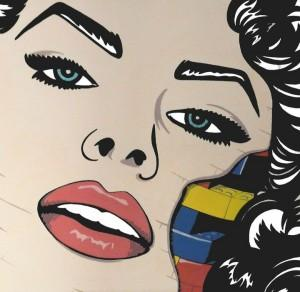 Mhamilton Arts And ReCity Gallery present : Pop Art by Emanuela del Vecchio