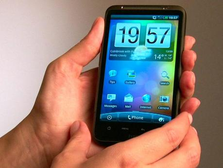 HTC Desire HD: come scatta le foto