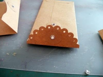 Tutorial bustine di carta paperblog for Sacchetti di carta fai da te