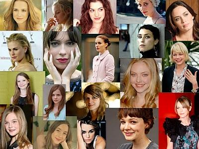 Top actress under 30 (più o meno)