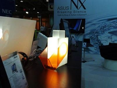 TOP AUDIO VIDEO SHOW 2010: LO STAND ASUS