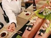 Sushi Sashimi donne nude…