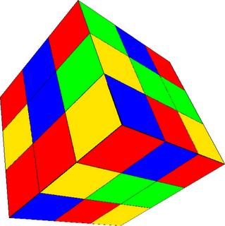 Realizzare il cubo di Rubik con Gimp