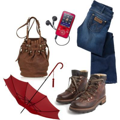 Winter wish list - against the rain