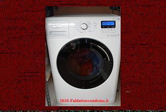 Come installare una lavatrice paperblog for Peso lavatrice