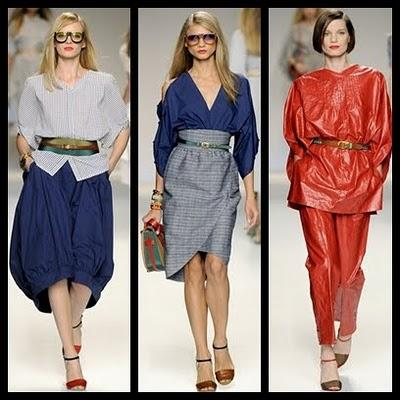 Fendi - Milan fashion week S/S 2011