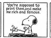 Portare spasso Snoopy