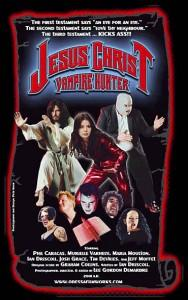 """Jesus Christ Vampire Hunter"" di Lee Gordon Demarbre"