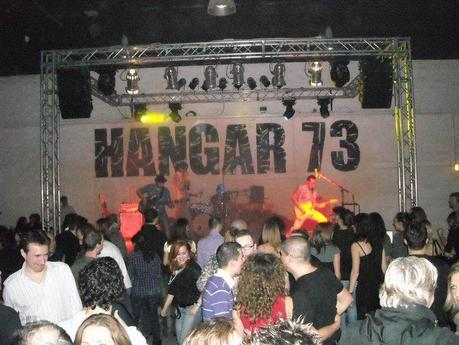 Hangar 73 Orio al Serio (Bg): 5/4 The Presence (cover Led Zeppelin), 6/4 Puravida (cover), 8/4 Time Out (cover 883)