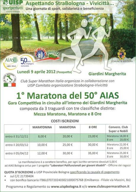 Calendario Gare Podismo.Podismo In Emilia Romagna Calendario Gare Aprile 2012