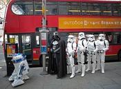 Kinect Star Wars presenta Londra