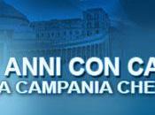DocuWeb Stefano Caldoro, anni rinascere Campania