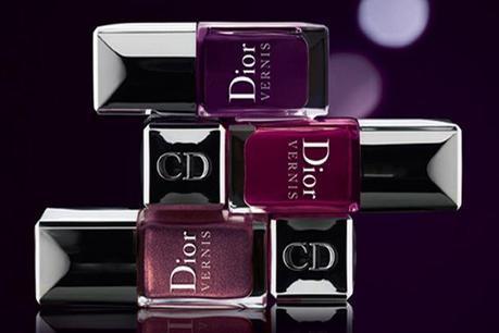 Dior: Les Violets Hypnotiques (limited edition) + croisette summer 2012