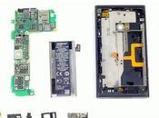 Smontare Nokia Lumia Elenco componenti contenuti dentro telefono Video