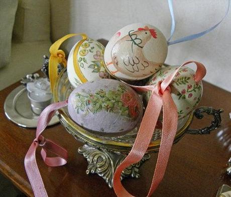 Uova decorate e buona pasqua paperblog - Pasqua uova decorate ...