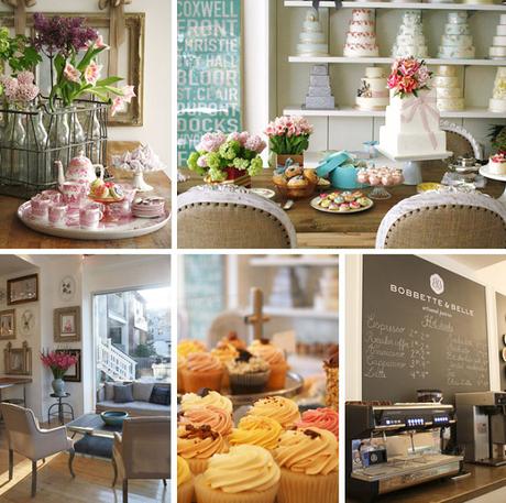 Bobbette & Belle ~ Sweet shop