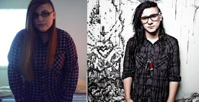 Girls That Look Like Skrillex ...