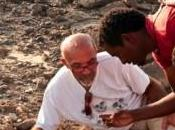 Homo Sapiens Scoperto 'santuario delle amigdale'