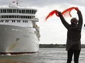 "partita ""Titanic memorial cruise"" sulla stessa rotta Titanic"