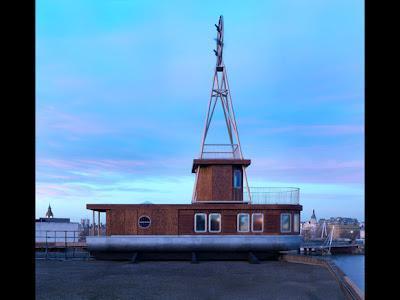 A room for London: la barca sul tetto di Londra